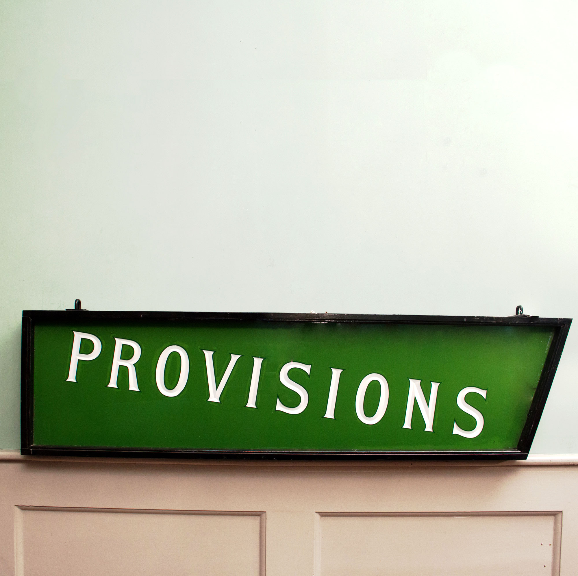 Grocery and Provisions shopkeepers signboards-87288