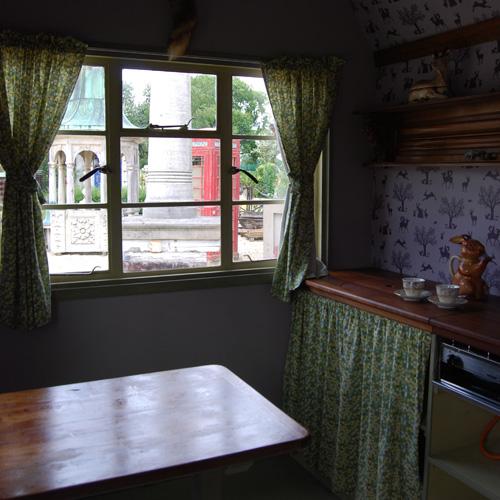 Tin Tabernacle, Kitchen/Diner