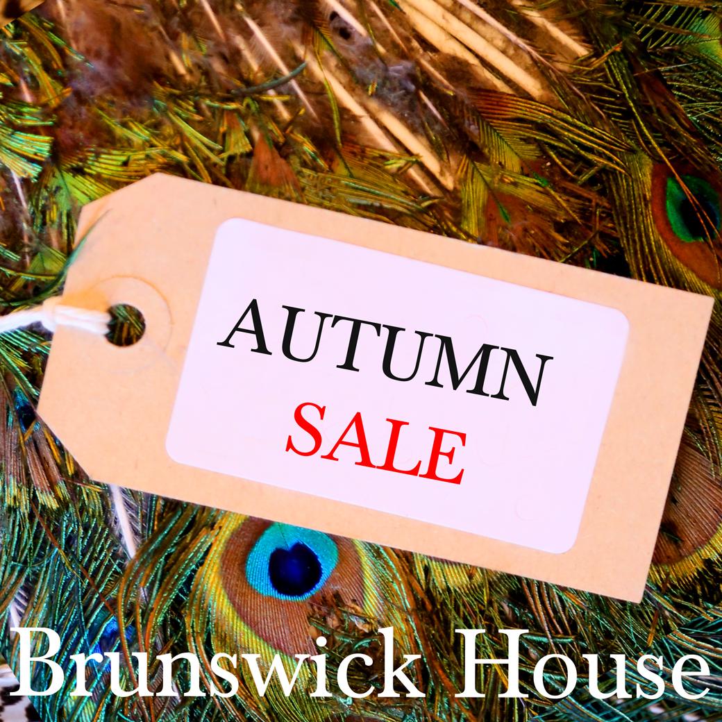Autumn Sale at LASSCO Brunswick House