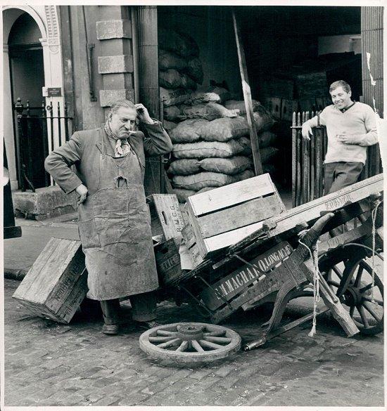 40th Anniversary New Covent Garden Market