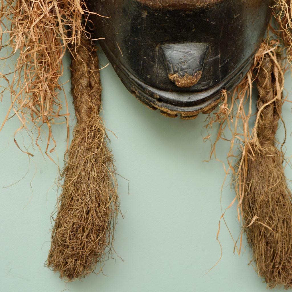A Poro tribe mask,-86062