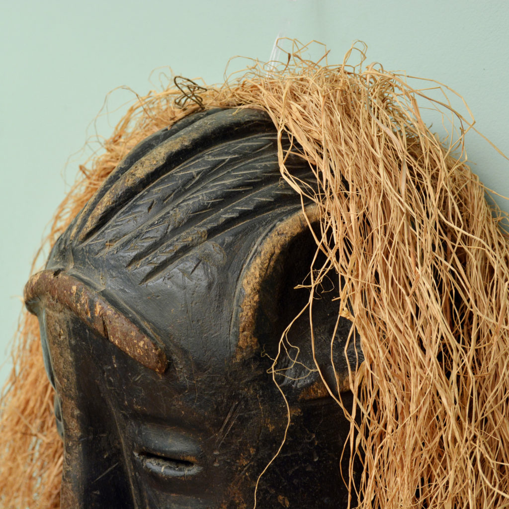 A Poro tribe mask,-86064