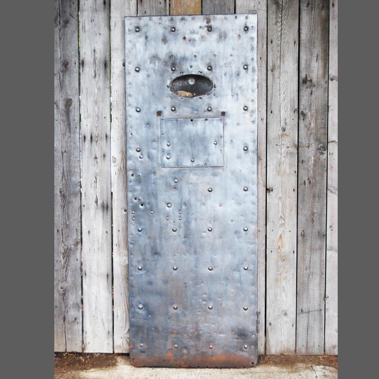 Cell door obverse