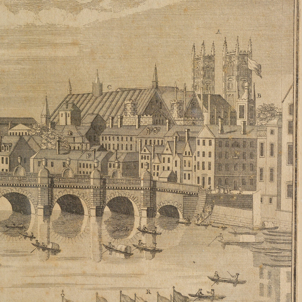 engraved by Benjamin Cole