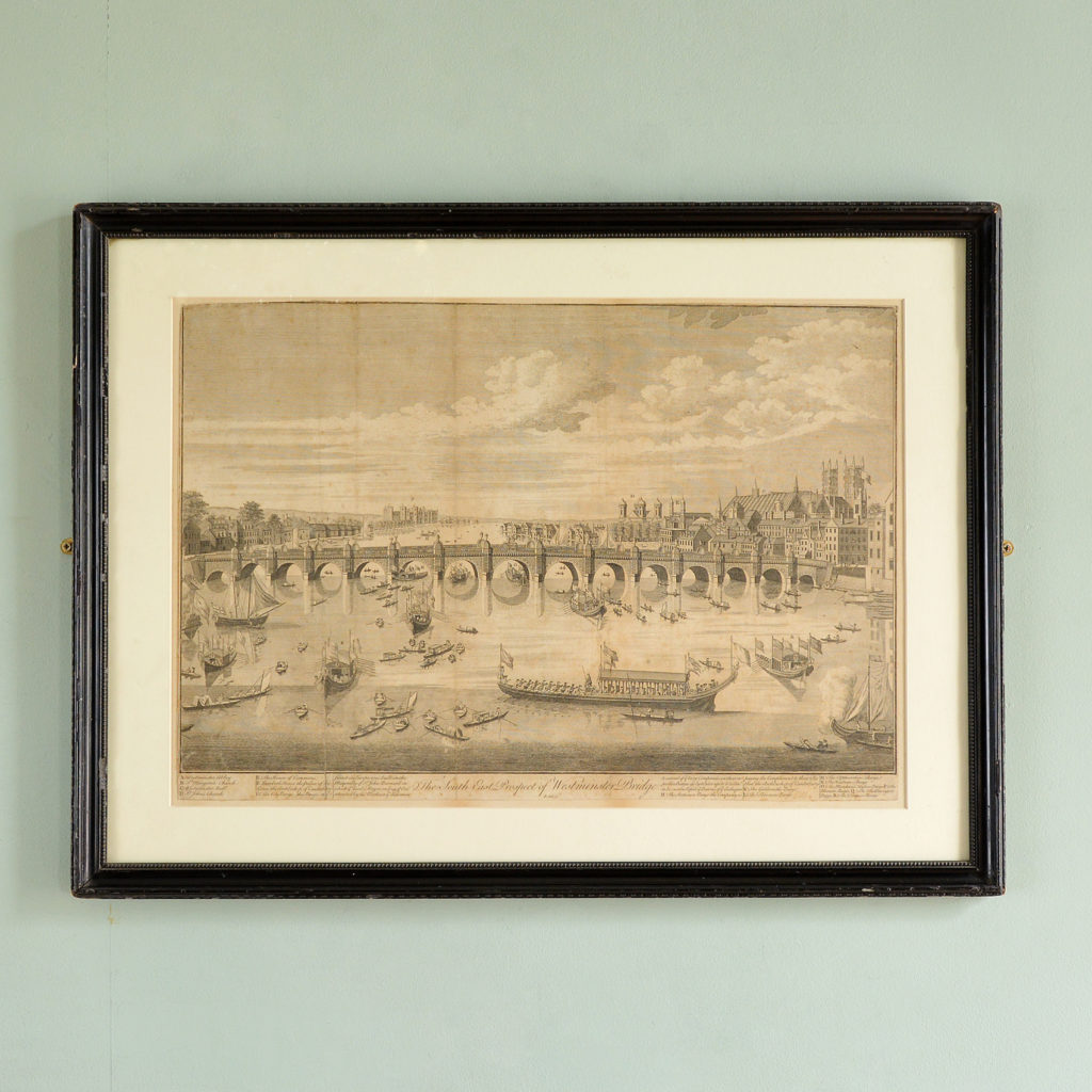 South East Prospect of Westminster Bridge