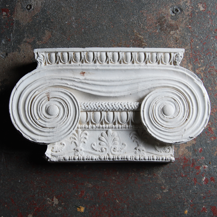Greek Ionic pilaster capital