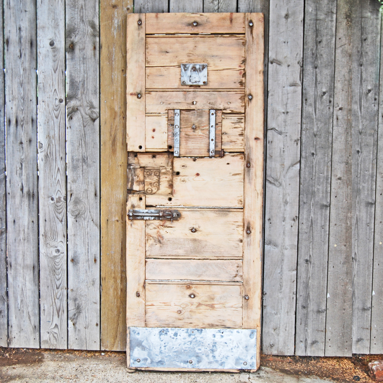 Cell door reverse