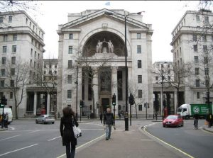 Bush House - home of The World Service 1942-2012