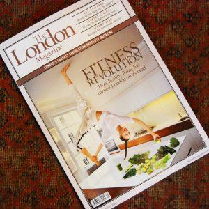 London Magazine, Jan16