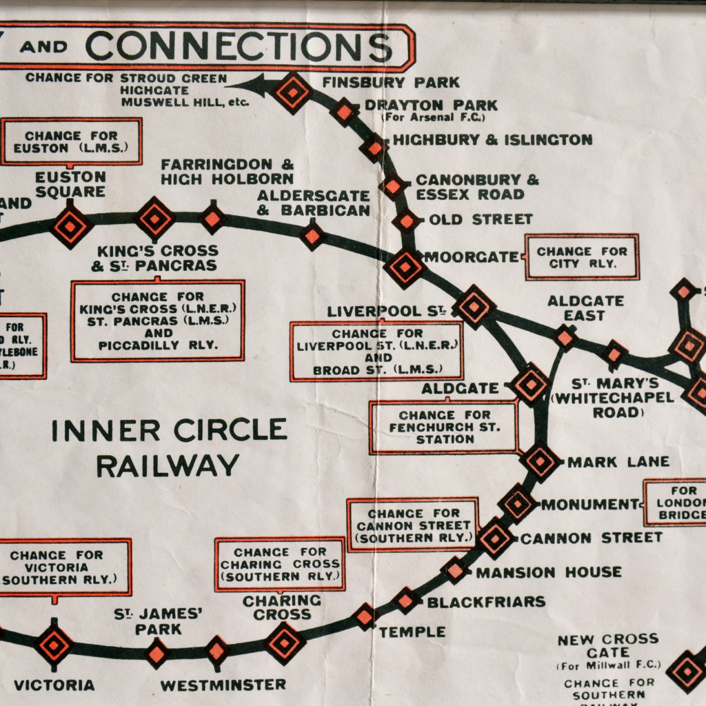 Metropolitan Line, carriage map,-93464