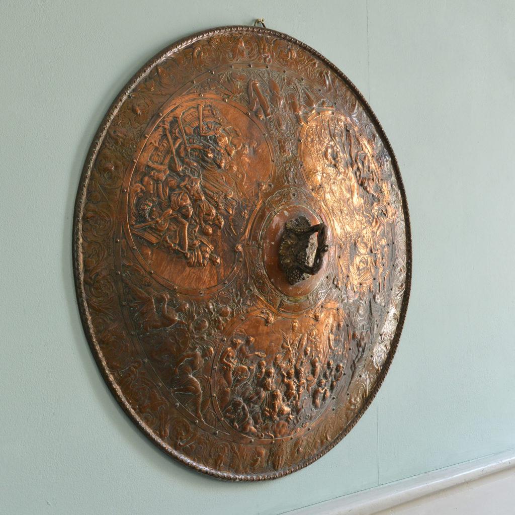 A Victorian wall boss,-94544