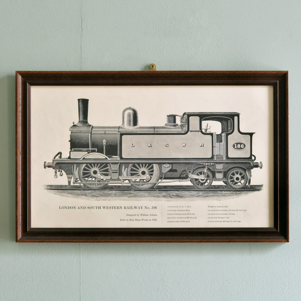 Nine Elms Works locomotives