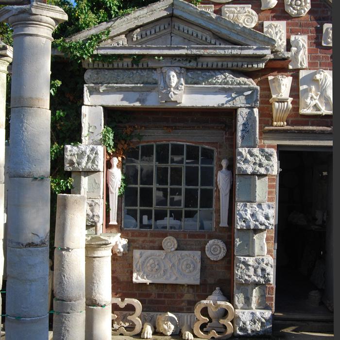 Sir William Chambers doorcase