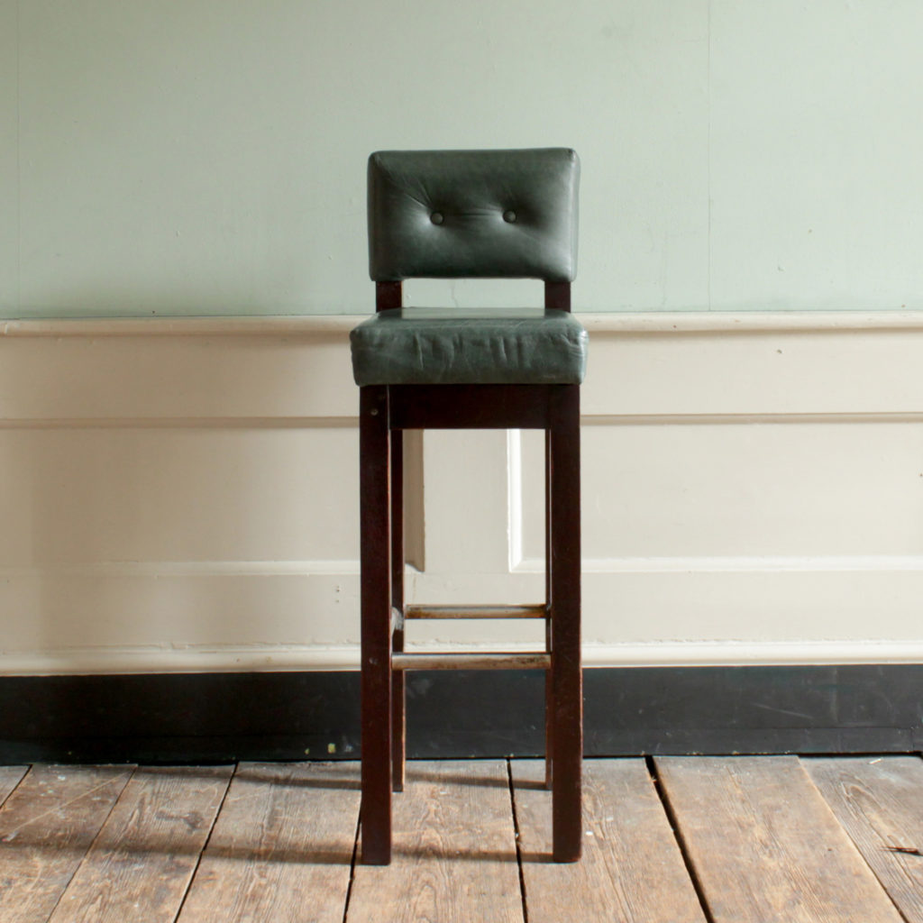 Green's of St James bar stools