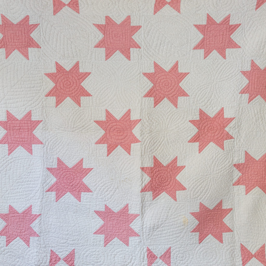 Quaker style quilt-96076