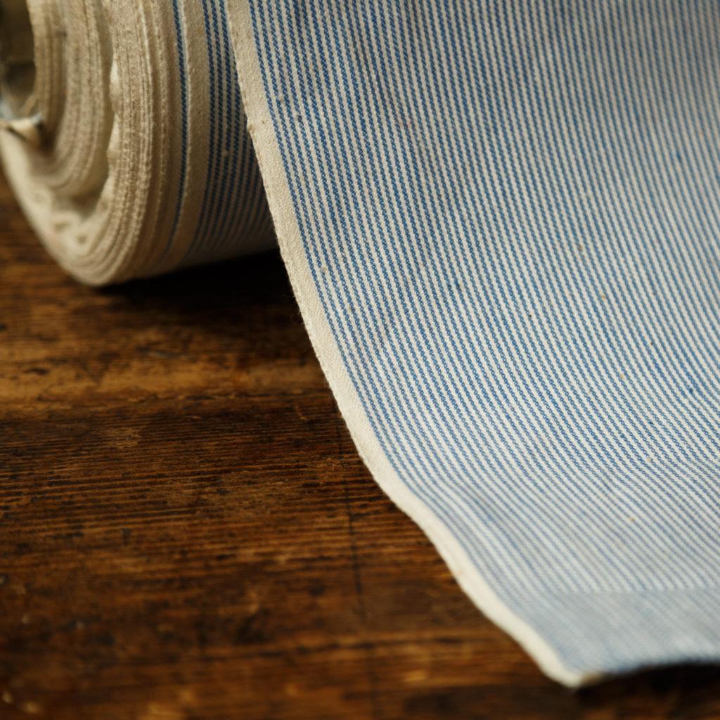 Fine striped uniform cotton-96574
