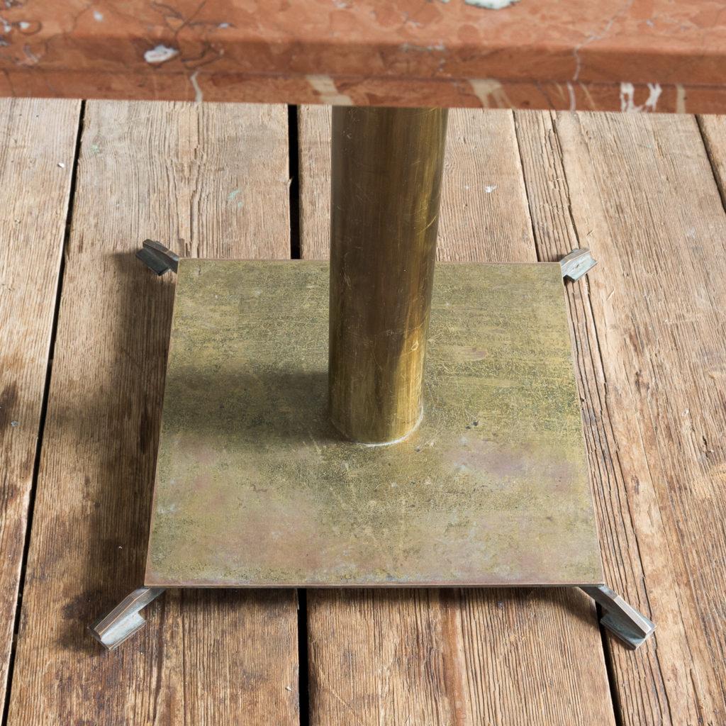Rojo Alicante marble table,-114519