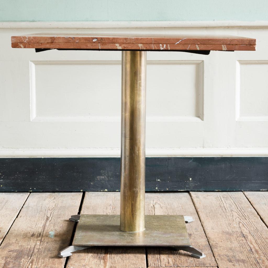 Rojo Alicante marble table,-114514