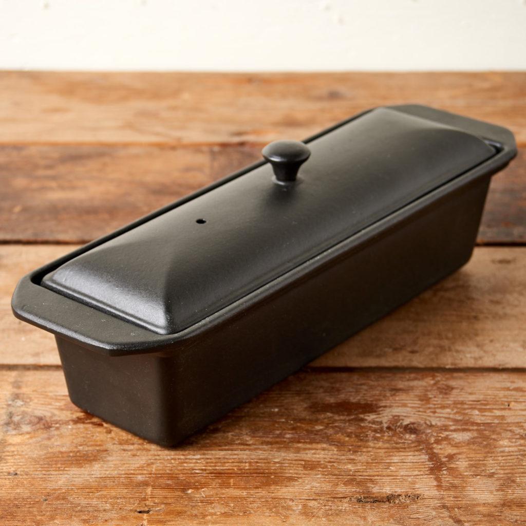 French cast iron terrine dish,-97778