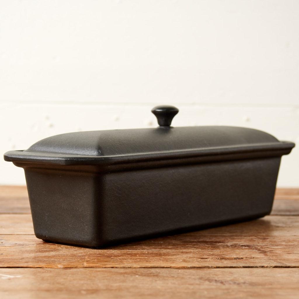 French cast iron terrine dish,-97779