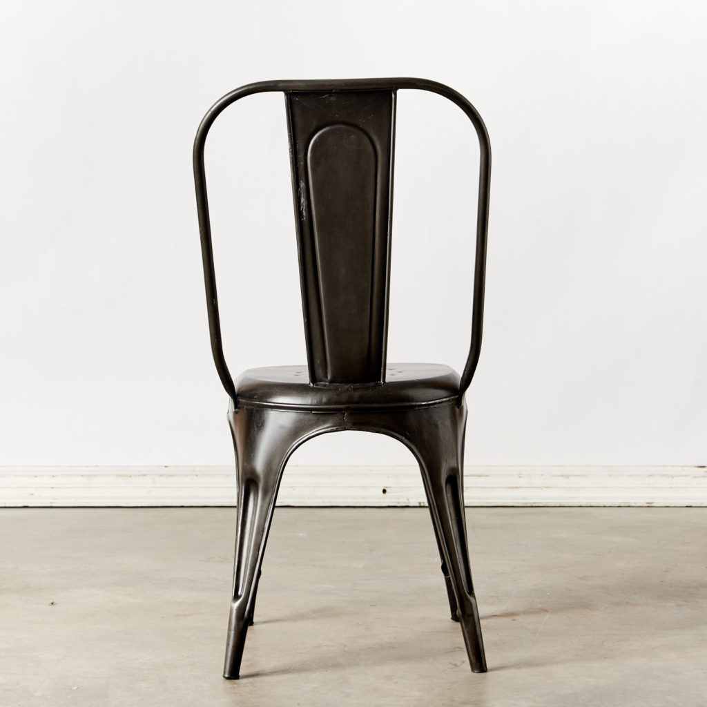 Industrial Tolix-style chair-98566