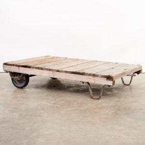 German tanner's trolley, -0