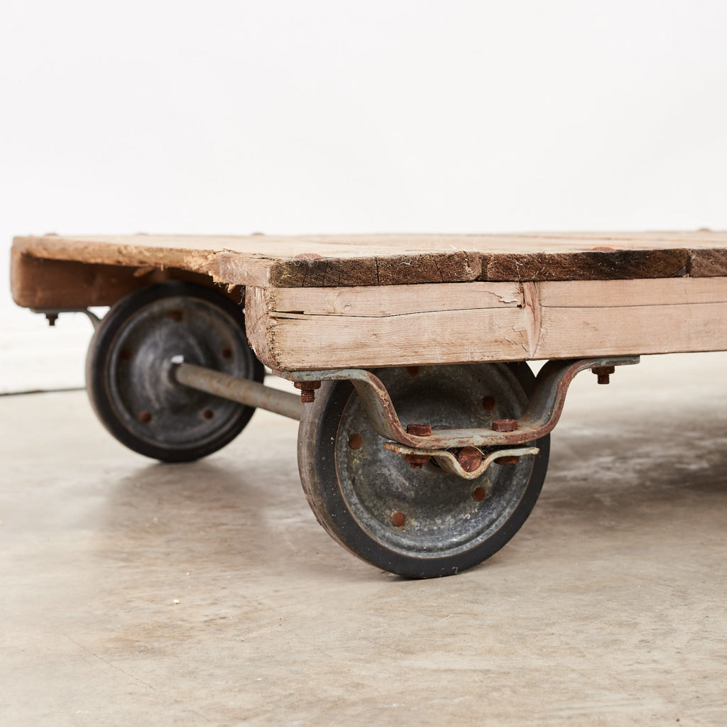 German tanner's trolley, -99702
