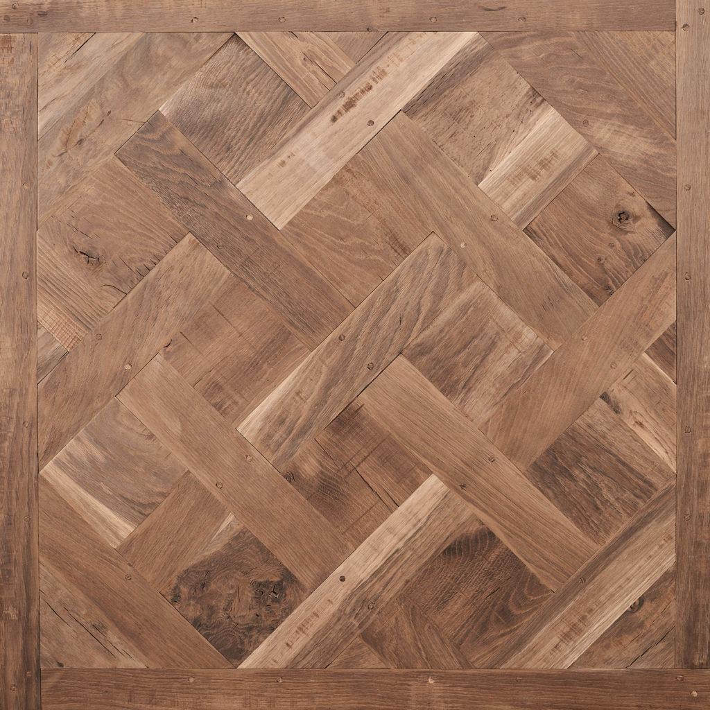 Beauvais Oak Parquet de Versailles Panel-0