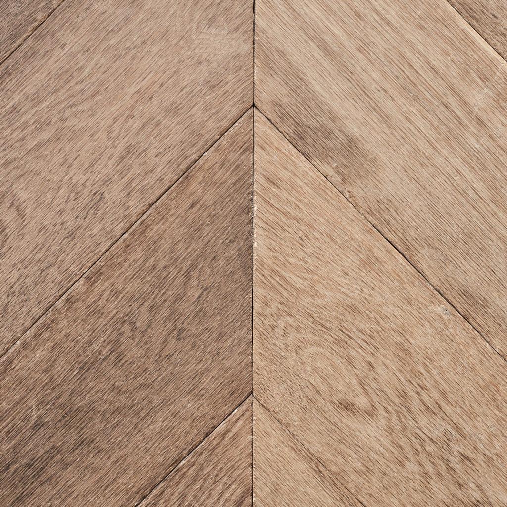 Cabin Oak Chevron - Grey Oiled-99594