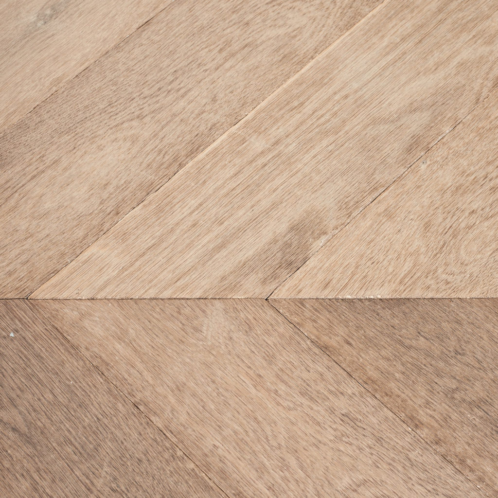 Cabin Oak Chevron - Grey Oiled-99591
