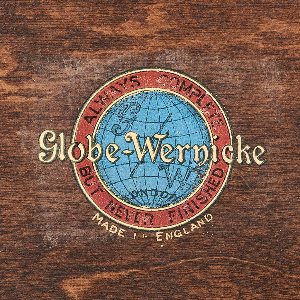 Globe Wernicke bookcase,-99880