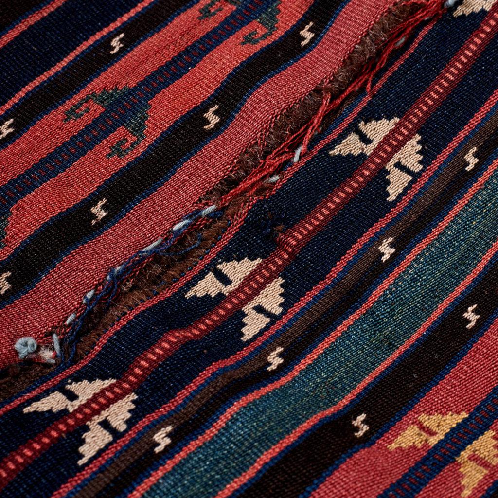 Persian patterned jajim,-100281