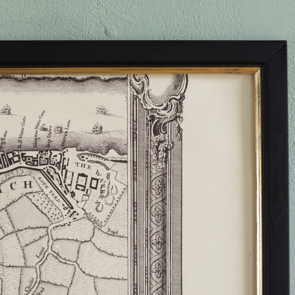 The environs of London in 1746. Impressive sixteen sheet set. -101987