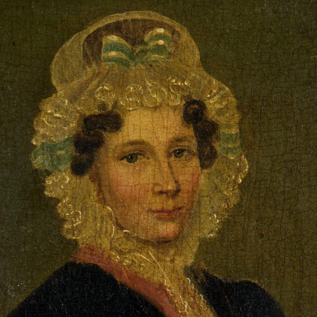 Pair of Belgian portraits,-102118