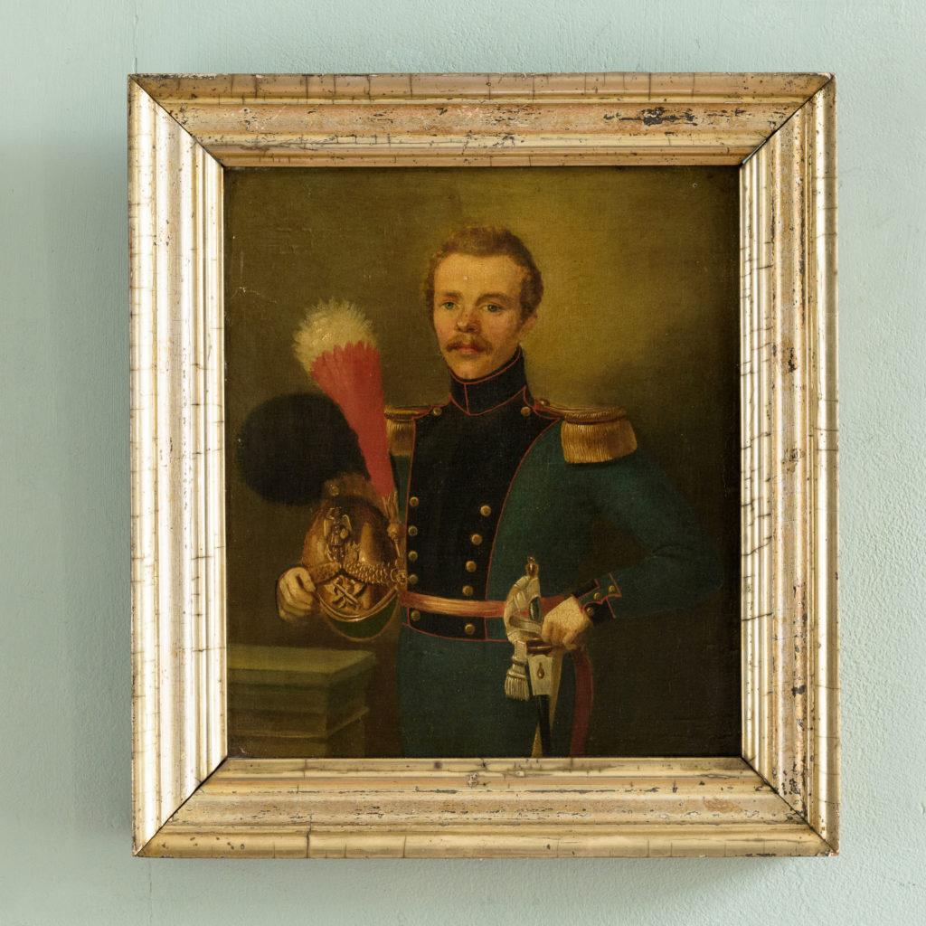 Pair of Belgian portraits,-102124
