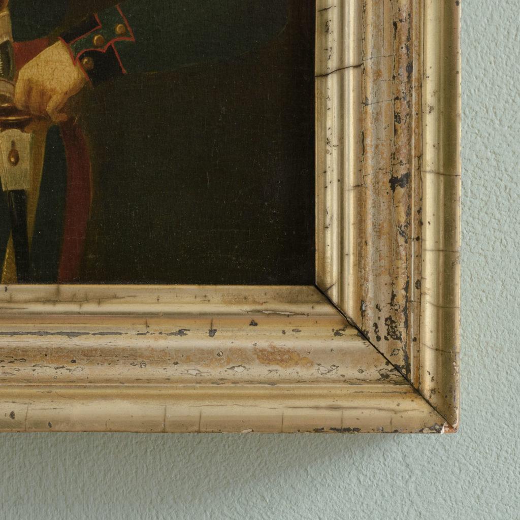 Pair of Belgian portraits,-102123