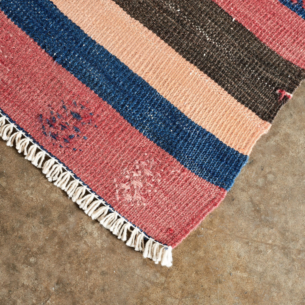 Vegetable dyed kilim rug, -103255