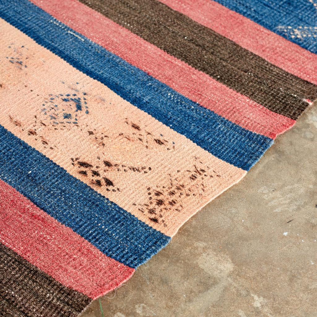 Vegetable dyed kilim rug, -103264