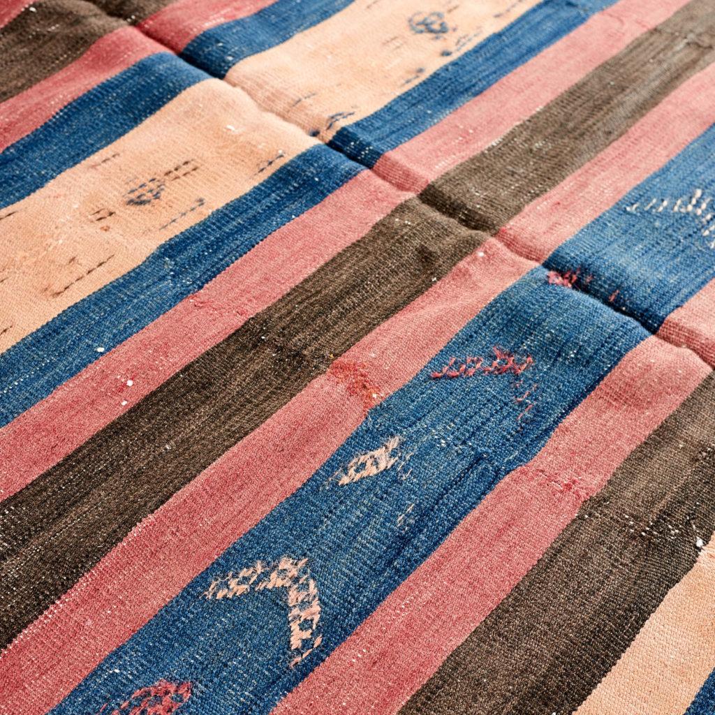 Vegetable dyed kilim rug, -103259