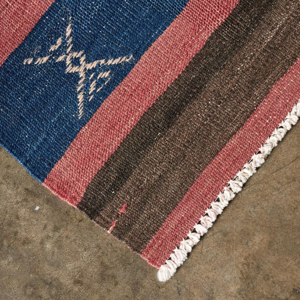 Vegetable dyed kilim rug, -103251