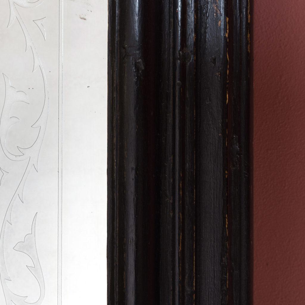 Late nineteenth century style shop mirror,-103787