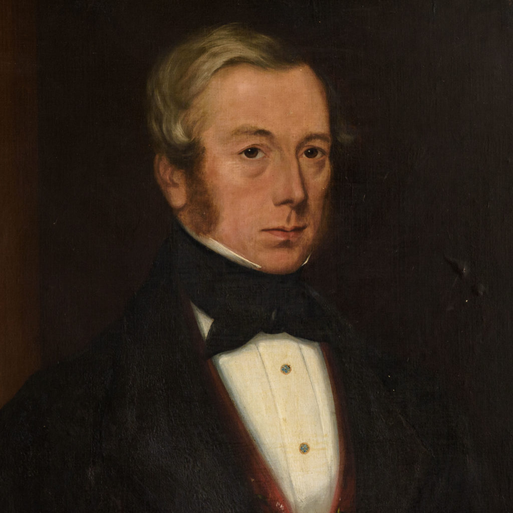 Portrait of a Gentleman-104603