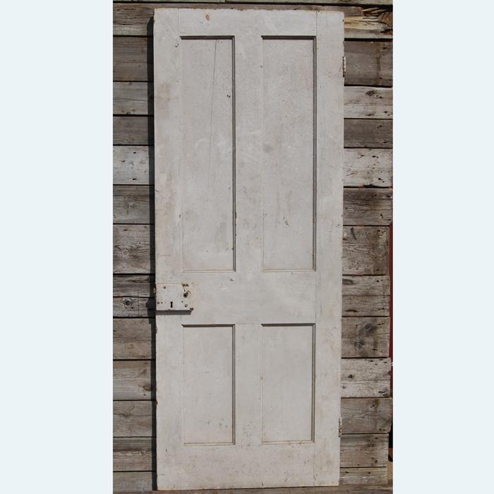 reclaimed door