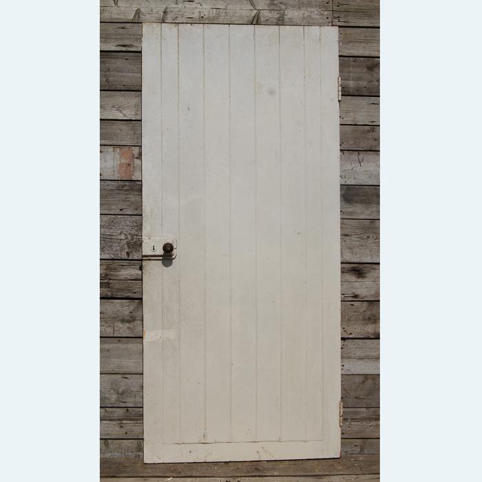 plank door