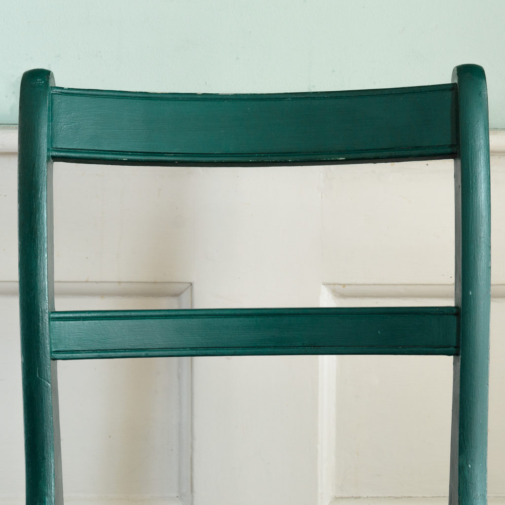 Green's of St James Regency style dining chairs,-115019