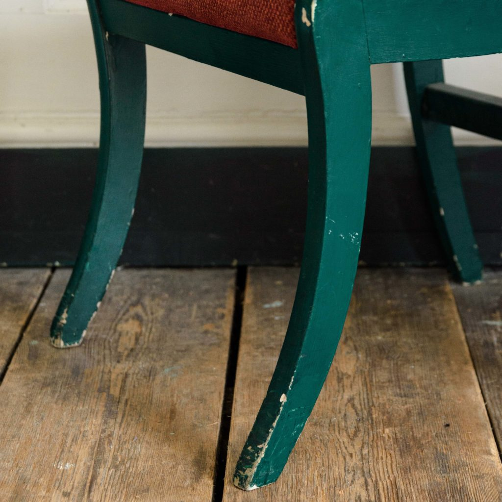 Green's of St James Regency style dining chairs,-104578