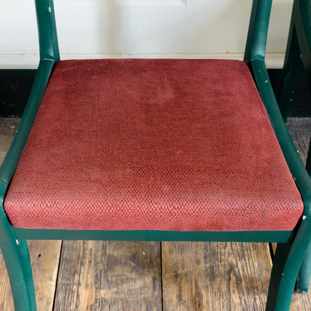 Green's of St James Regency style dining chairs,-104571