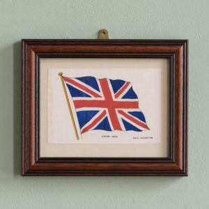 Silk Flags published circa 1918,-0