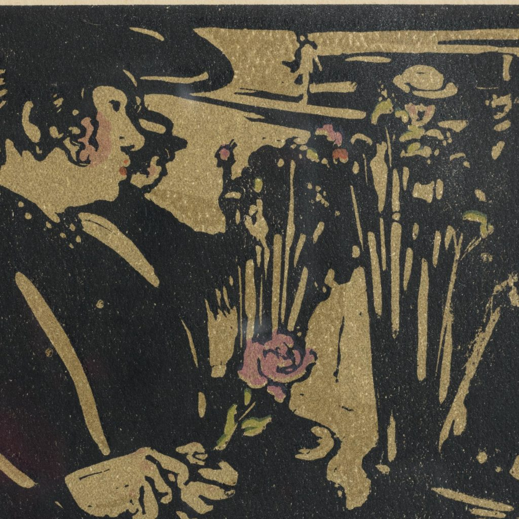 London Types, by William Nicholson 1897-105161