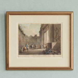 Views in Egypt; original aquatints published 1804-0
